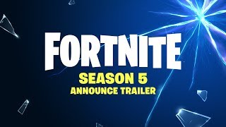 FORTNITE SEASON 5 | ANNOUNCE TRAILER thumbnail