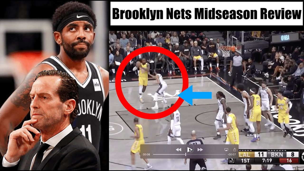 What's Wrong With the Brooklyn Nets?!?! (Midseason Review)