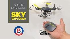 Sky Explorer com Hand Control