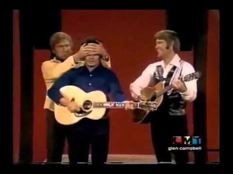 Merle Haggard doing impersonations Marty, Hank Snow, Buck, Cash