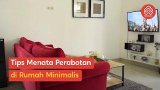 Tips Menata Perabotan di Rumah Minimalis