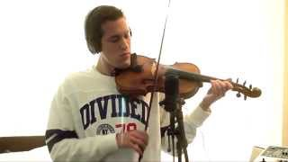 Justin Bieber - All That Matters (VIOLIN COVER) - Peter Lee Johnson