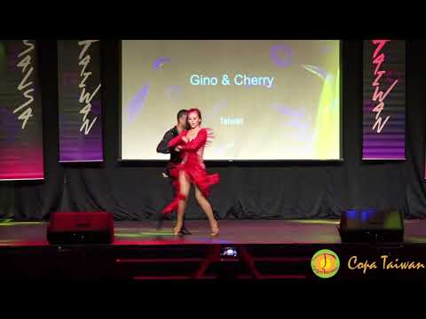 Gino & Cherry@Taiwan Salsa Carnival and Beach Party 2017