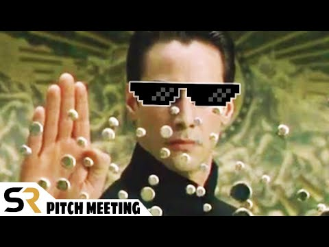 The Matrix: Reloaded Pitch Meeting
