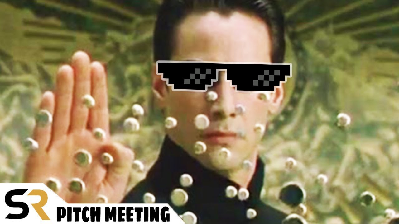 Download The Matrix: Reloaded Pitch Meeting