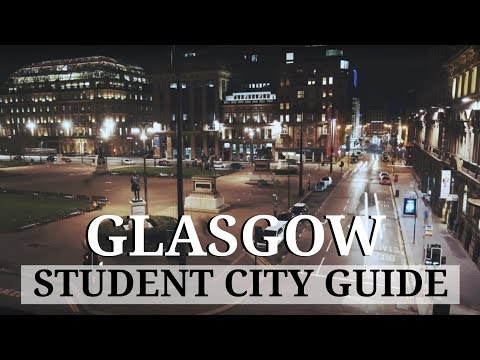 Glasgow Student City Guide - It's Finally Here!