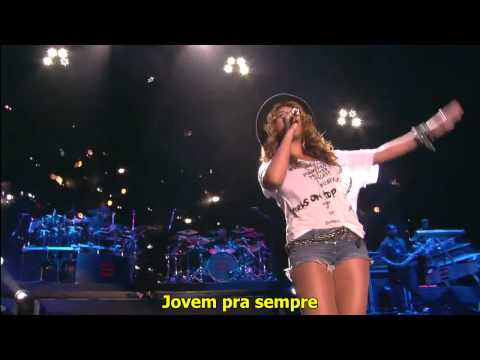 Jay Z ft Beyonce  Forever Young Legendado