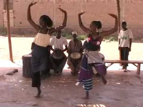 African Dance: MALI  West African Dance,  African Chants, Dj