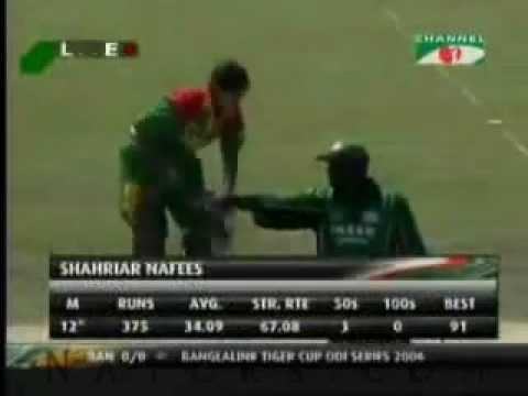 March 2006:Bangladesh vs Kenya (2nd ODI), Commentary in Bangla