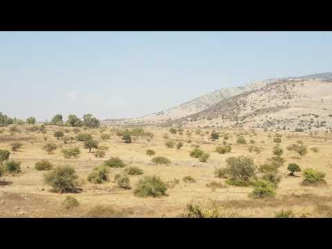 Monte Hermon. Fronteiras De Israel Com A Síria E O Líbano.