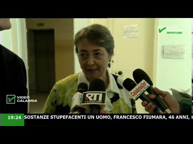 InfoStudio il telegiornale della Calabria notizie e approfondimenti - 22 Novembre 2019 ore 19.15