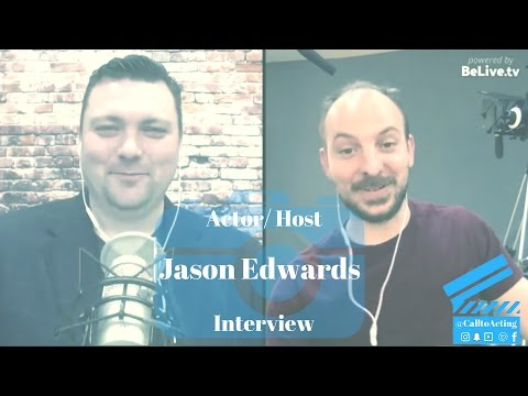 Actor/ Businessman/ Host Jason Edwards (Call to Acting Ep. 0) (Full Episode)(Live Show)