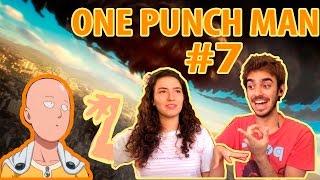 ONE PUNCH MAN episódio 7 - REAÇÃO
