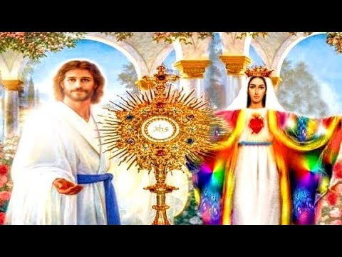 "CORPUS CHRISTI ""Milagro Divino de Amor"" - YouTube"