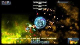 Darkorbit - Keeqo vs Darkorbit [528.000 HP vs 16.000.000 HP]
