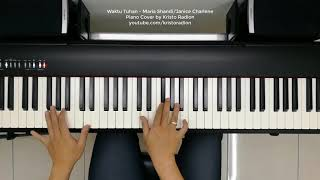 Waktu Tuhan - Piano Cover by Kristo Radion