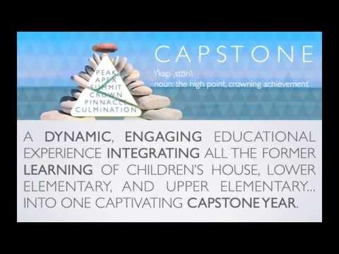 6TH GRADE CAPSTONE YEAR @ WALDEN GREEN MONTESSORI