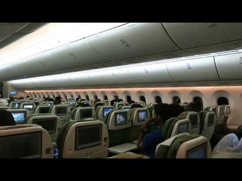 Ethiopian Airlines Flight Experience: ET600 Addis Ababa To Dubai