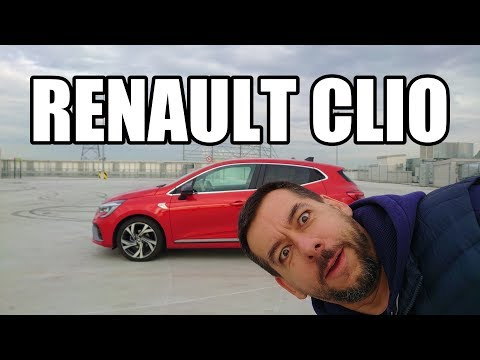 Renault Clio 2020 - The Best Renault In Years (ENG) - Test Drive And Review