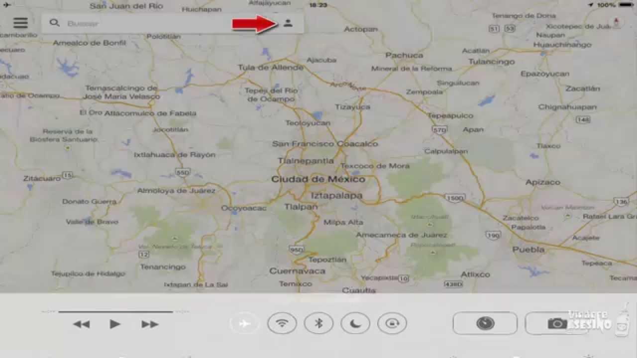 Cmo guardar mapas de google maps en un iphone ipad youtube cmo guardar mapas de google maps en un iphone ipad gumiabroncs Image collections
