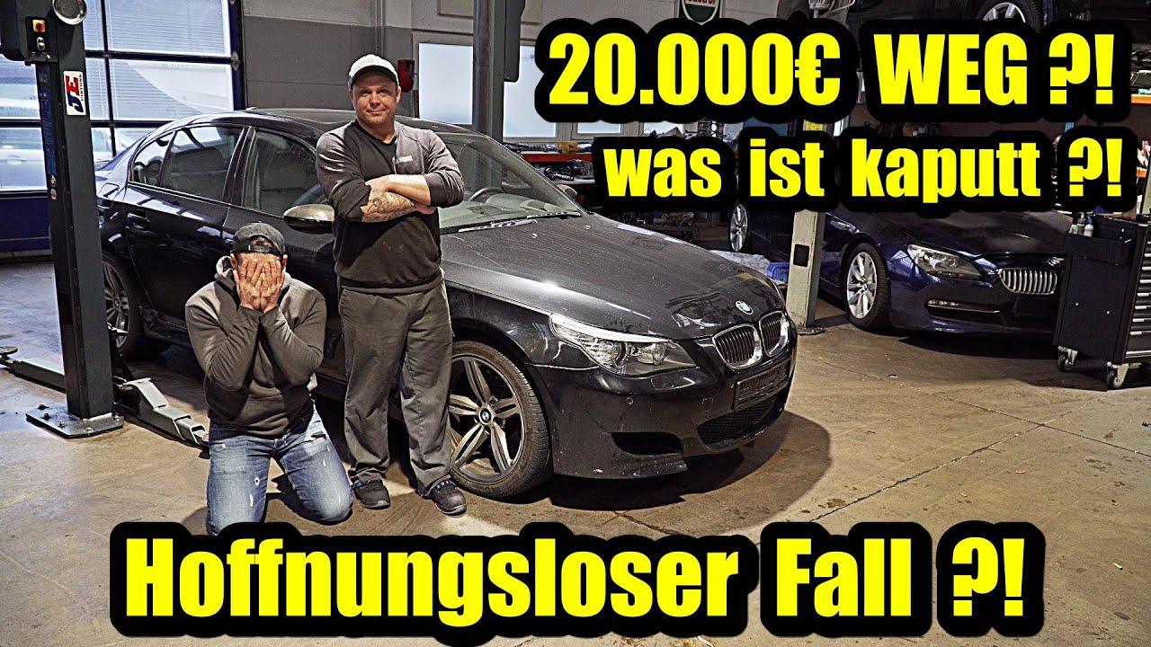 BMW PROFI prüft 20.000€ FEHLKAUF - BMW M5 V10