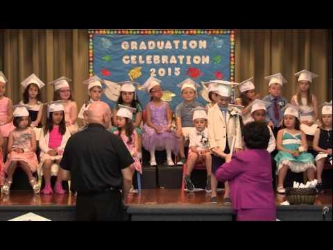 OLGC K Graduation 2015