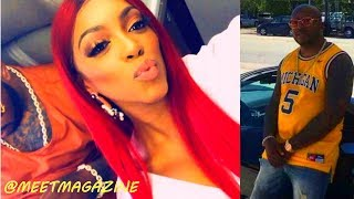 Porsha Williams & Dennis McKinley! New boyfriend for my crush! Prettiest girl I ever sawed! #RHOA