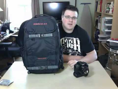 Dakine Reload Backpack Review - YouTube