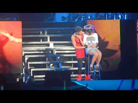 One less lonely girl live in Sao Paulo-Brazil-2013