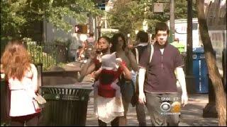 Heat Wave Hits NYC
