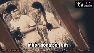 Vì một người [Karaoke] - Ưng Đại Vệ