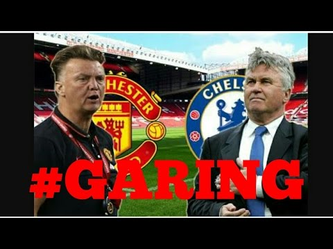 MU VS CHELSEA !!!! - Map addon (Garing)