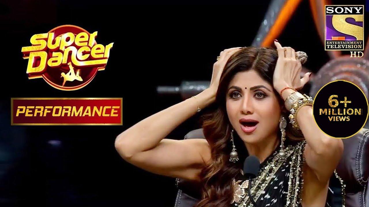 Download Prerna ने अपने Dance Style से किया Judges को अचांबित | Super Dancer Chapter 3