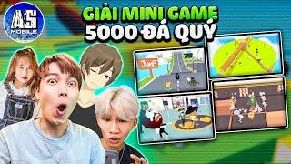 [Play Together] AS Cùng Team Chơi Mini Game 5000 Đá Quý   AS Mobile Gamer