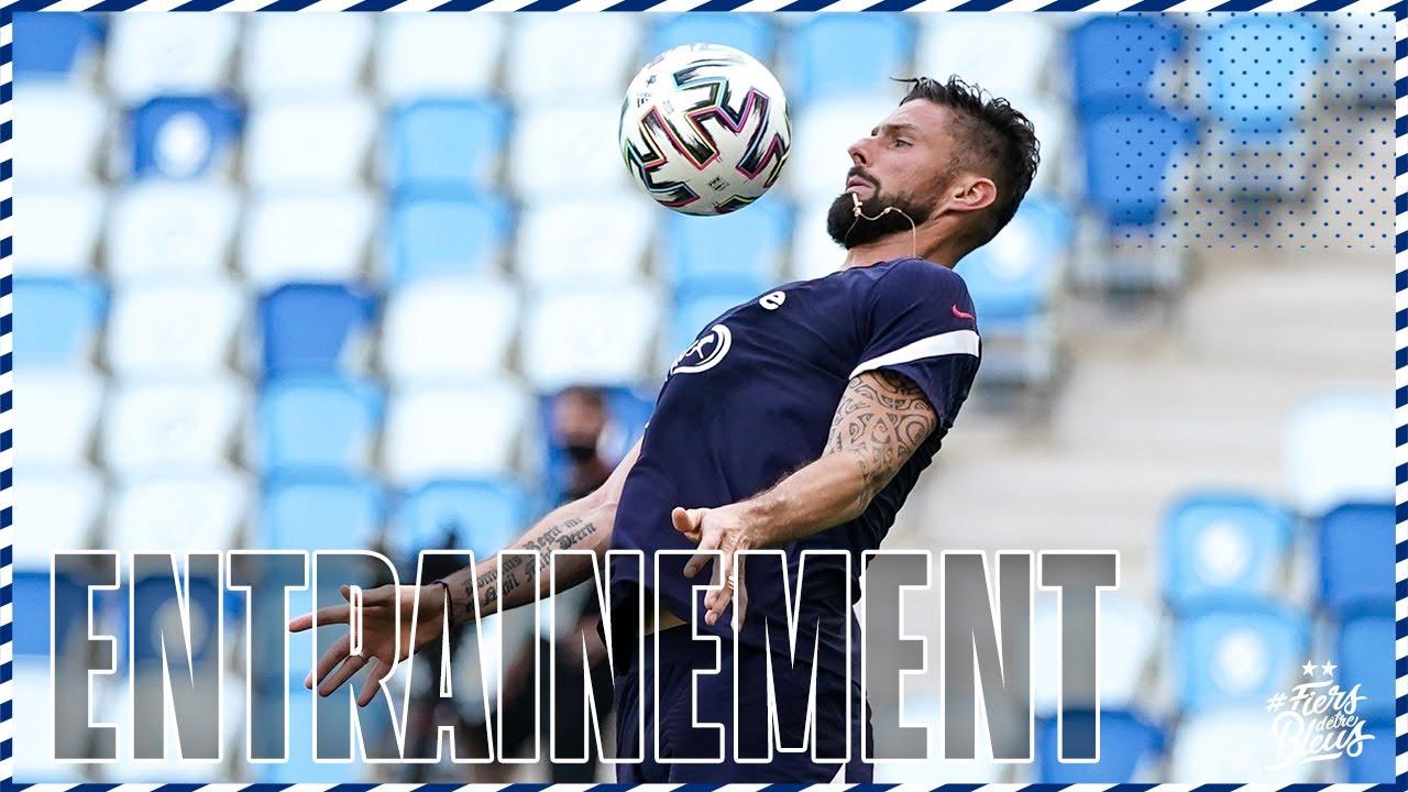 Dernière opposition en Hongrie, Equipe de France I FFF 2021