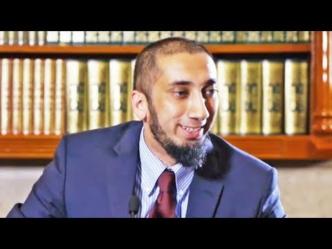 The Month of Forgiveness -  Nouman Ali Khan