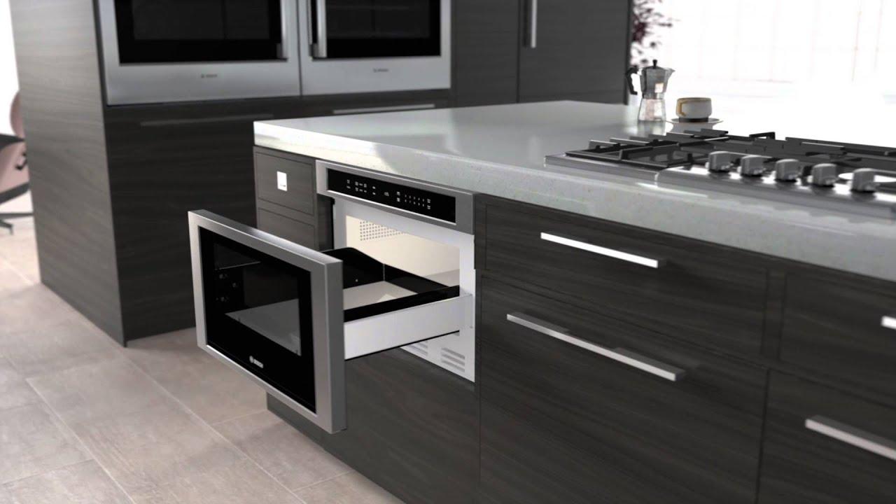 bosch drawer microwave