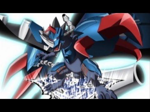 Cyberdramon Xros Wars