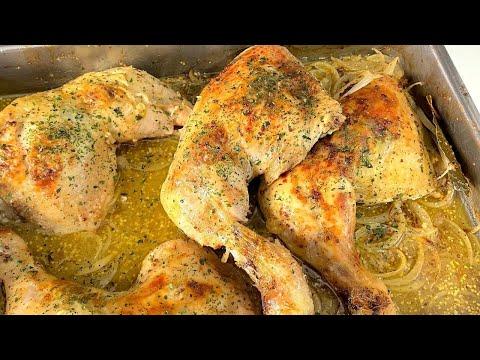cuisses-de-poulet-au-four-À-la-moutarde