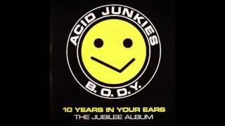 Acid Junkies - Wanna Kiss Myself (Acid Techno 2004)
