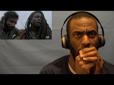 """CLIP REACTION to The Walking Dead (SEASON 9) Ep. 15 """"THE CALM BEFORE"""" 