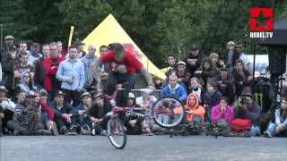 BMX Worlds 2012 Flatland