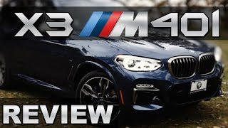 2018 BMW X3 M40i | REVIEW | EXHAUST | GESTURE CONTROL | DRIVE