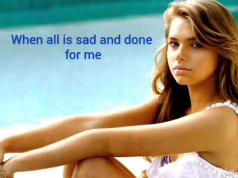 Indiana Evans - If you could stay Lyrics