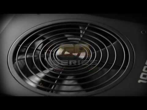 EVGA GQ Series Powersupplies