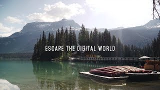 Escape the Digital World | Sony a6300 & Dji Mavic Pro