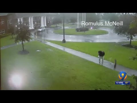 Steve Knoll - South Carolina Man Has Near Miss With Lightning