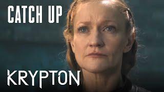 KRYPTON  Season 1 In Under 4 Minutes  SYFY