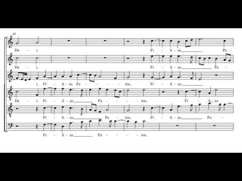 Palestrina: Missa Assumpta est Maria - Gloria