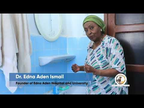 DR ADNA ADAN EXPLAINS HOW TO WASH YOUR HANDS EFFECTIVELY. PLEASE PROTECT YOURSELF AND OTHERS.